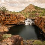 Photograph of the week: Sunset at Bell Gorge in Australia's rugged Kimberley