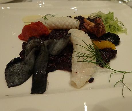 Dinner at The Cellars Hohenort