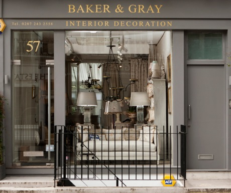 Home and interiors at Baker & Gray