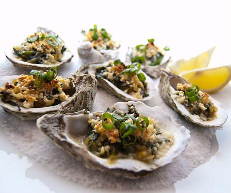 Les Maisons de Court oysters