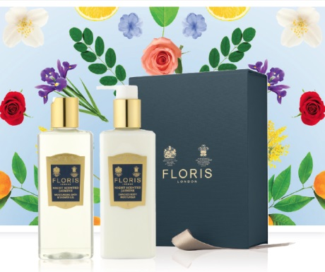 Night scented jasmine Mother's Day gift set