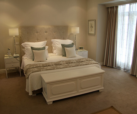 Suite at The Cellars Hohenort