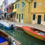 Top 5 places to visit via water taxi in Venice