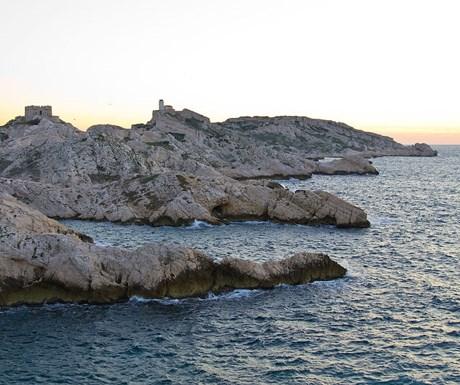Frioul Islands