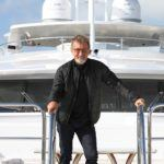 F1 mogul Eddie Jordan's new £32 million superyacht