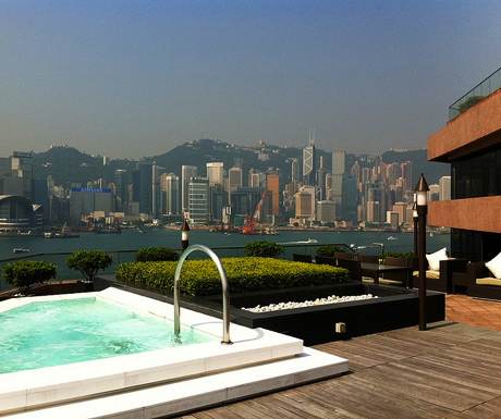 CEO Suite - InterContinental Hong Kong