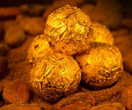 Delafee chocolate gold