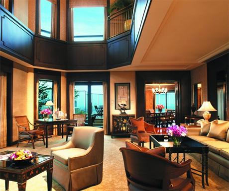 Duplex Suite - Peninsula Bangkok