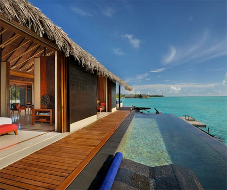 Grand Water Villa - One & Only Reethi Rah Maldives