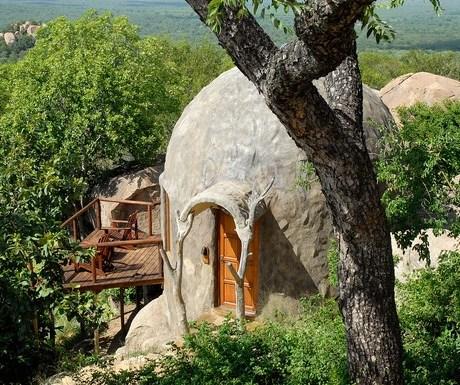 Manyatta Rock Camp - rooms