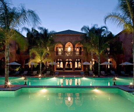 Mosaic Palace pool