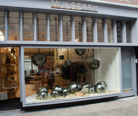 Mulberry on PC Hooftstraat, Amsterdam