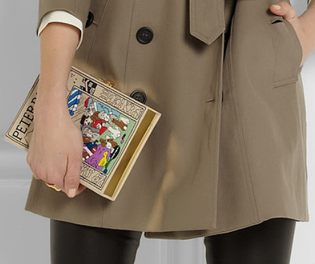 Peter Rabbit clutch