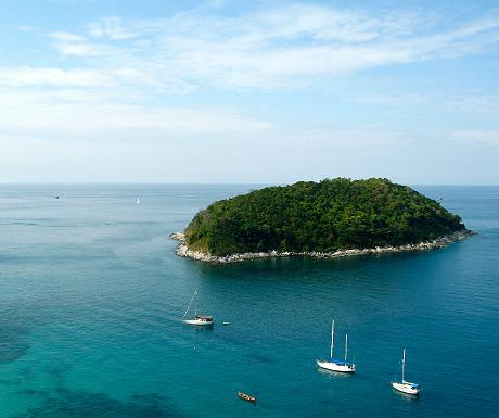 Phuket island hopping