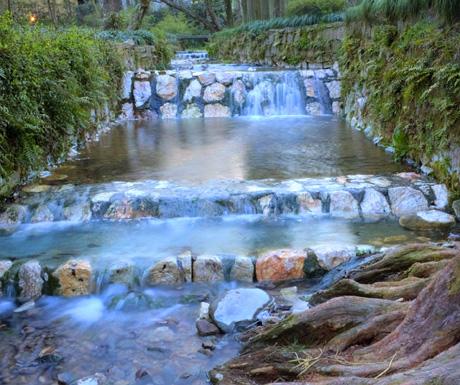 Resort stream