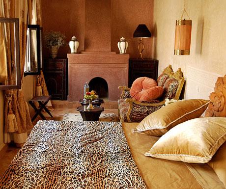 Riad Kheirredine Ambre room