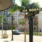 7 of the world's best high-end shopping streets
