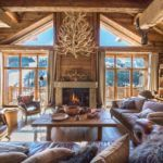 The top 5 chalets for breathtaking views in the Alps