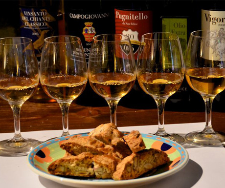 Tuscan food and drink