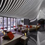 The hippest luxury hotel in Manhattan�s newest neighborhood