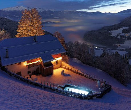 Chalet Linfa in the Dolomites, Italy