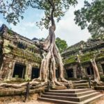 Cambodia's top 3 travel spots