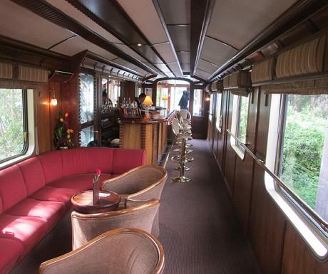 Belmond Hiram Bingham Train - Peru