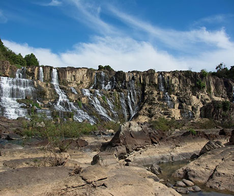 Pongua Waterfall, Da Lat, Vietnam