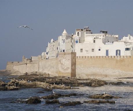 Essaouira panorama