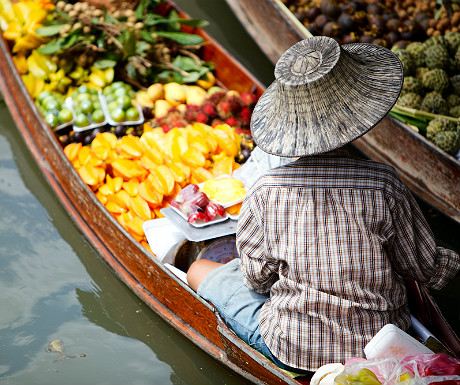 Food in Thailand