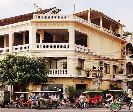 Foreign Correspondents Club Cambodia