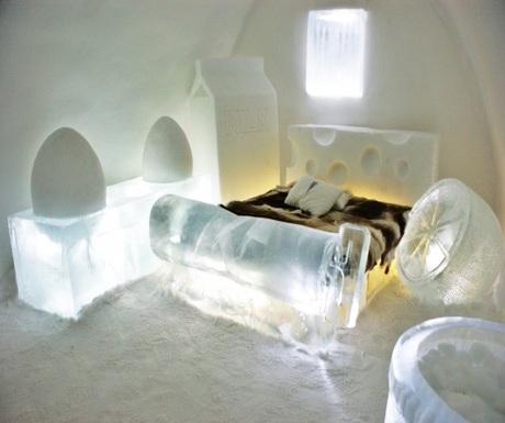 Ice Hotel, Finland