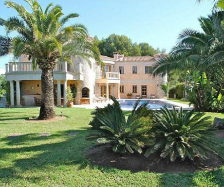 Luxury property in Mallorca