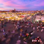 How to choose your hotel district in Marrakech