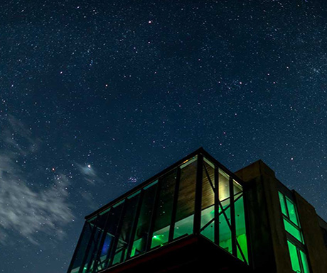 Northern Lights Bar, Iceland