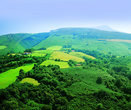 Pays Basque countryside