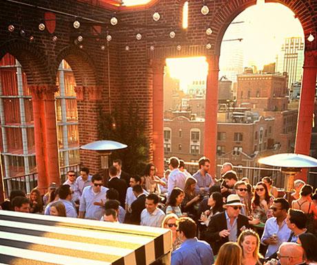 Salvation Taco Rooftop Bar, NYC