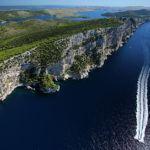 Photograph of the week: The cliffs of Dugi Otok, Croatia