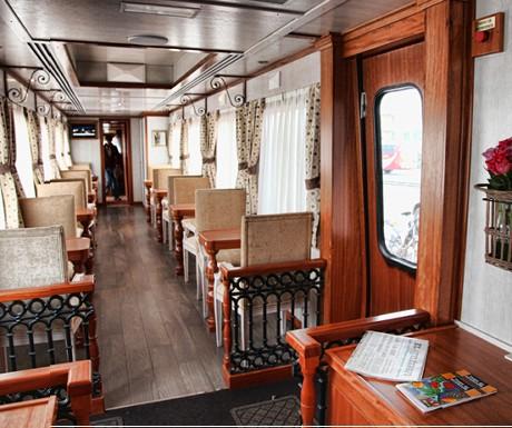 Tren Crucero - Ecuador