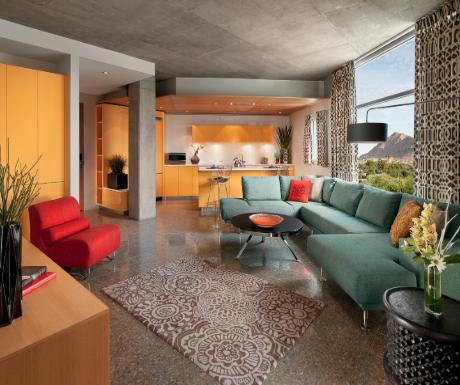 Valley Ho Loft Suite