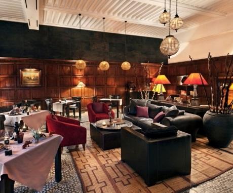 Villa des Orangers French restaurant