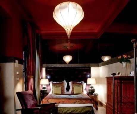 Villa des Orangers double room