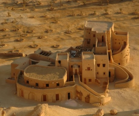 Boutique Hotel #8 : Adrere Amellal, Siwa Oasis, Egypt