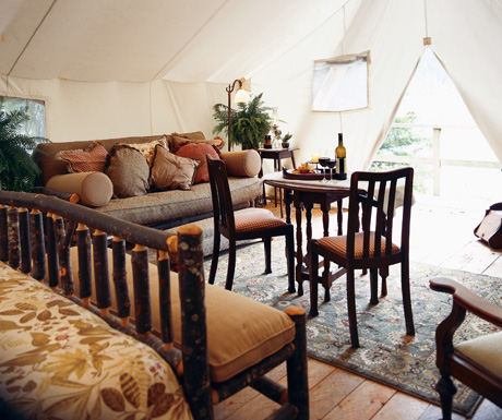 Clayoquot Wildnerness Lodge
