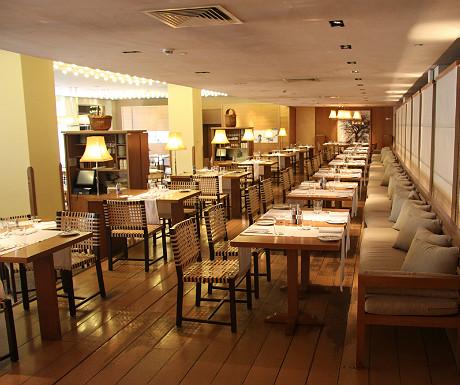 InterContinental Athenaeum Hotel breakfast