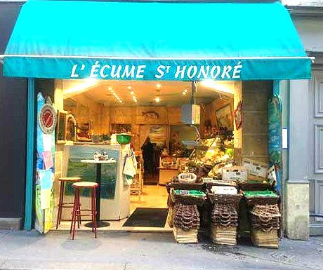 L'écume Saint Honoré