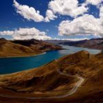 Photograph of the week: Lake Tangra Yumco, Tibet