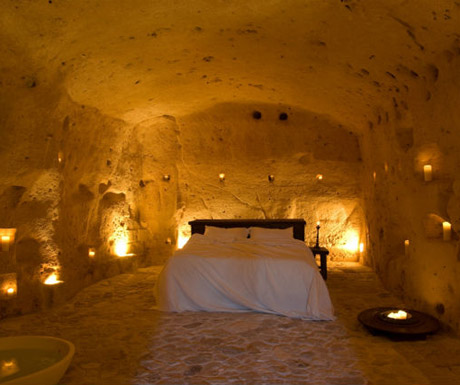 Le Grotto della Civita, Italy