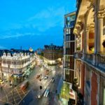 A luxury stroll through Knightsbridge, London