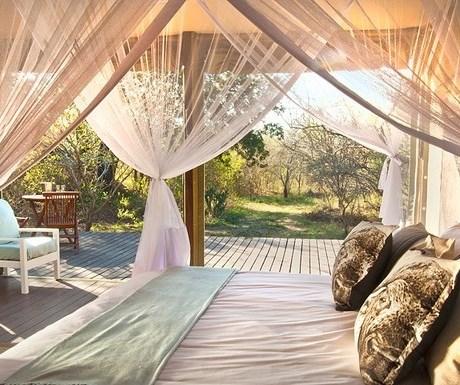 Ngama Tented Safari Lodge